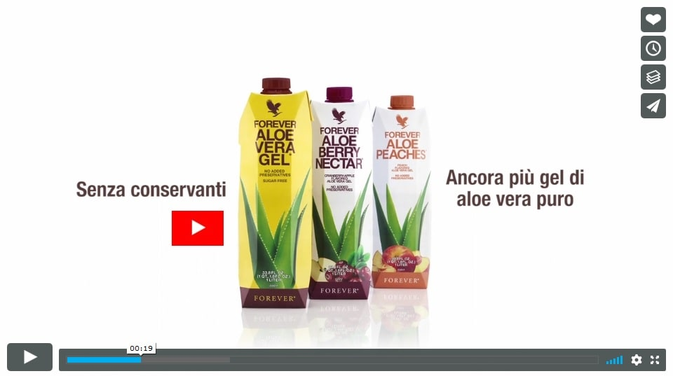 Come si producono le bevande all'Aloe Vera